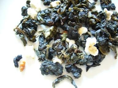 マロン烏龍茶・茶葉