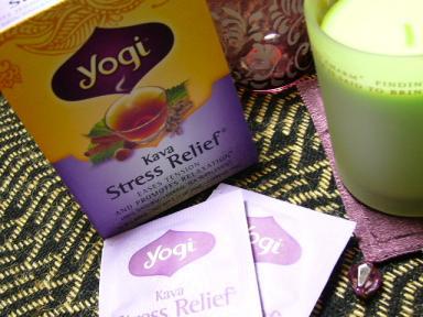 yogi stress relief