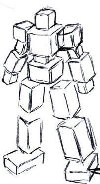 ロボの原型