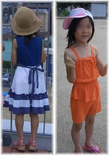 30年前の子供服