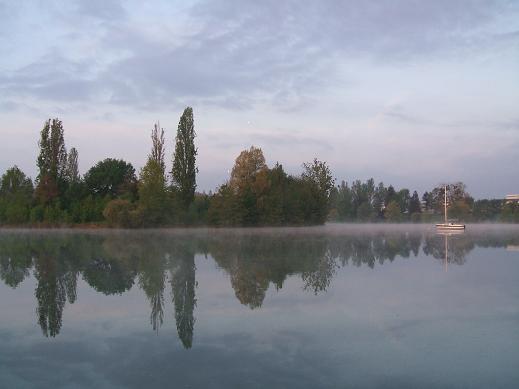 ピシーヌ湖