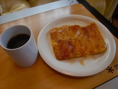 パンミミフレンチトースト