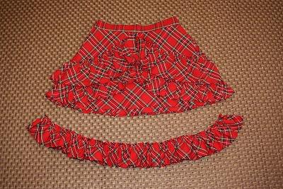 衣装スカート