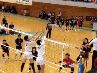 高総体準決勝 2010