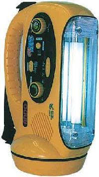 防滴ラジオランタン