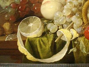 リンゴの籠のある静物の解説:MuseumAnote