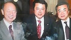 富山県石井知事 & 神奈川県松沢知事