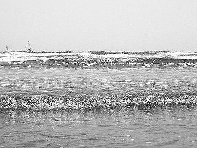 鎌倉方面の某ビーチにて