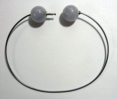 形状記憶合金製ブレスレット4