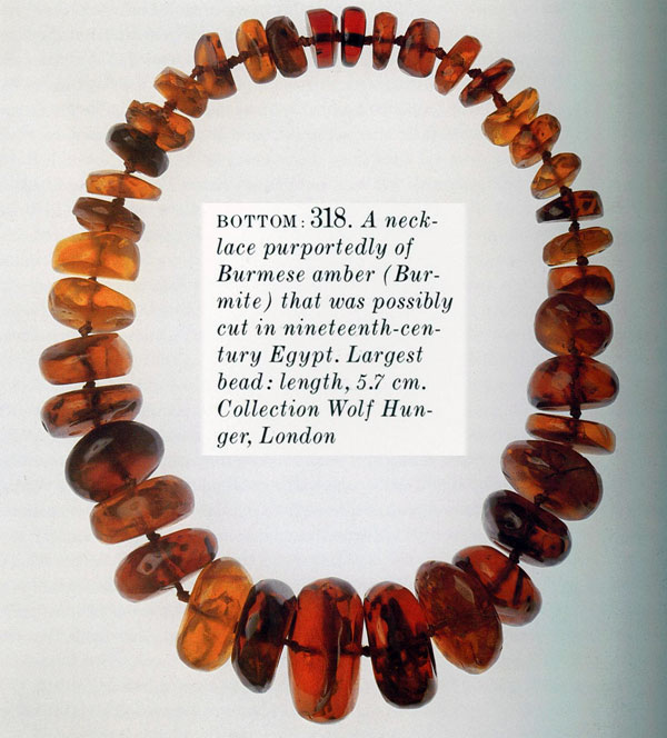 Burmite-necklace