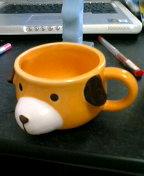 犬マグカップ..jpg
