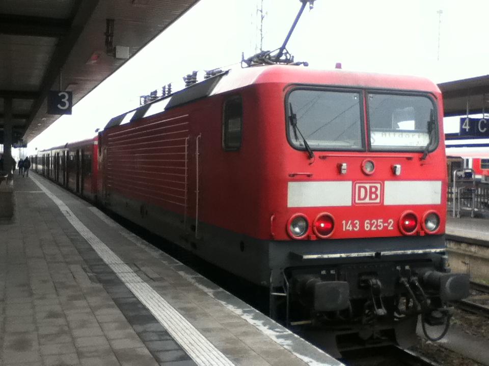 ニュルンベルグの機関車
