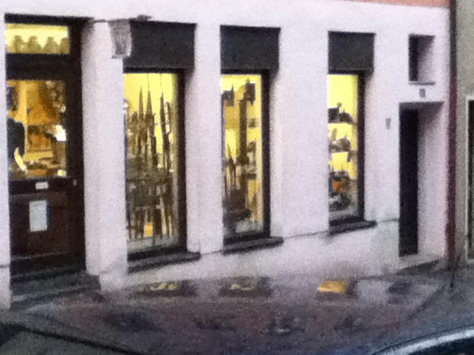 ニュルンベルグの武器屋