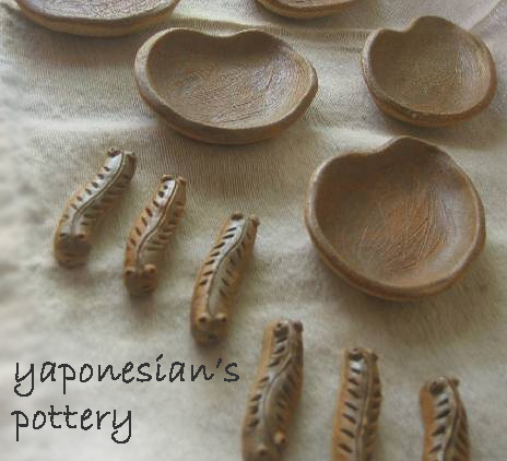yaponesian's pottery