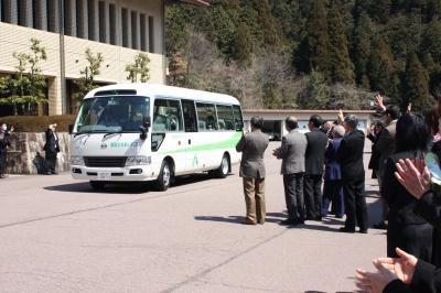 がんばれ、ふれあいバス!