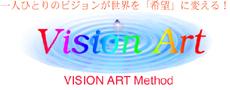 Vision art logo