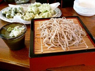 アキトさん提供蕎麦