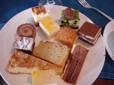 ケーキ全種類