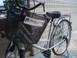 丸亀の自転車