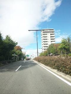 空は秋色(^-^)♪