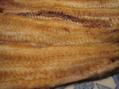 天然鰻 素焼き