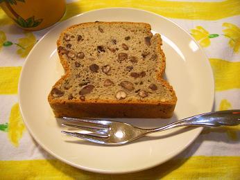 小豆ケーキ