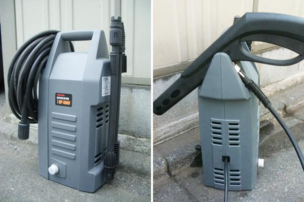 東芝 高圧洗浄機 HP-400G