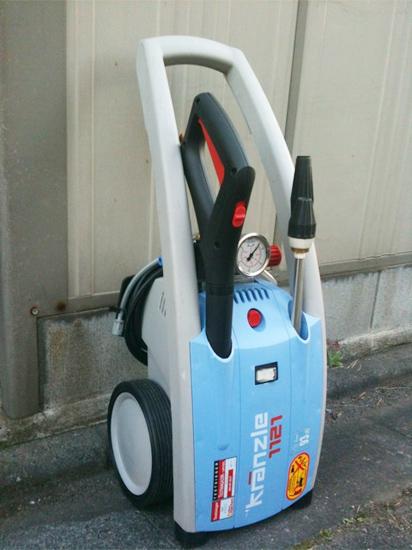 クランツレ業務用高圧洗浄機K-1121