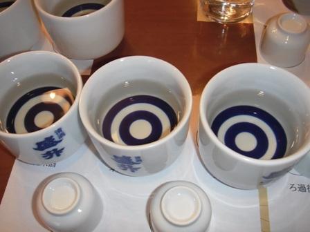 純米酒、ほん醸造酒、大吟醸酒