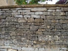 コッツの石垣