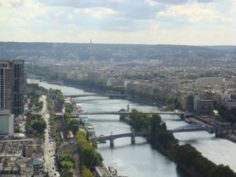 パリ・セーヌ河