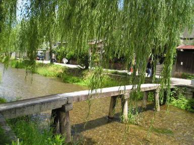白川・行者橋