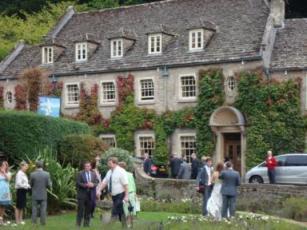 コッツウォルズの結婚式