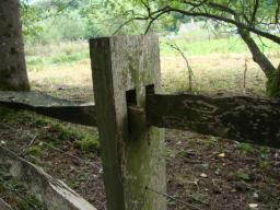 コッツウォルズの柵