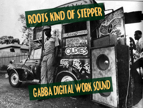 ROOTS KIND OF STEPPER