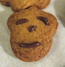 クッキーでオバマ大統領