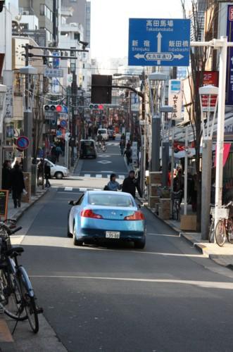 坂下でも坂上と言う不思議な所   東京今昔物語 (写真の世界 ...