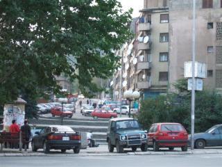 ミトロビッツァの町