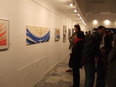 コソボでお展覧会「国際平和展・コソボ」
