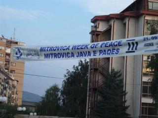 ミトロビッツァ コソボ側