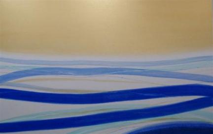 20110907ロアール川の夜明け
