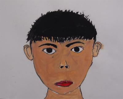 20110919子どもの自画像1