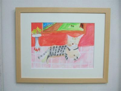 20110520絵画教室展』子供の絵
