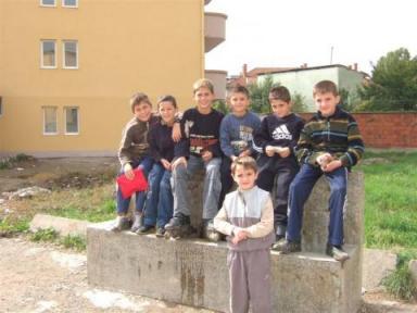 20070902コソボの子供たち