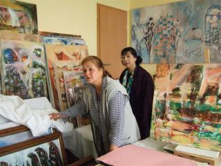 コソボの画家2