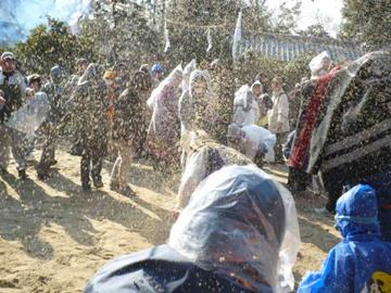 砂かけ祭り6
