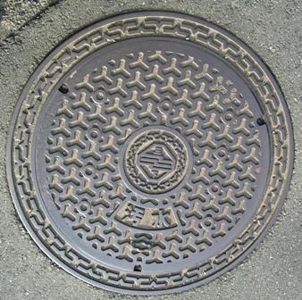 三島マンホール4
