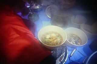夕食(一日目)