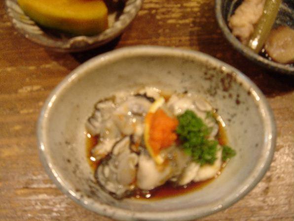 「い志い」地牡蠣