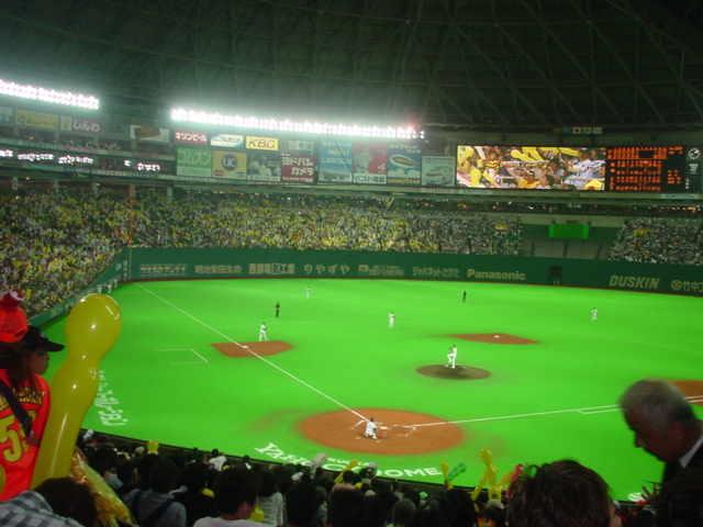 福岡ヤフードーム1